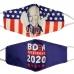 S-110 Joe Biden Support Pattern Reusable Mask (DZ)