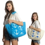 SB001 Anchor Beach Bag (Tote)
