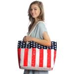 SB002 Flag Beach Bag (Tote)
