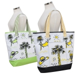 SB7007 Beach Theme Tote Bag