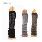 SG406 Stud Fingerless Gloves (DZ)
