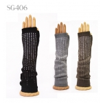 SG406 Stud Fingerless Gloves (DZ)