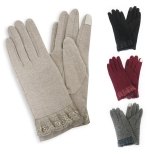 SG450 FUR LACE FASHION GLOVE