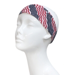 SH0000 American Flag Headband