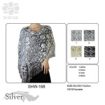 EV137/SHW168 Sequin Shawl
