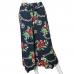 SL4202-5 Unbalanced Gaucho Pants