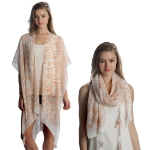 SP4611 PINT COVER UPS WITH 4 FRINGE