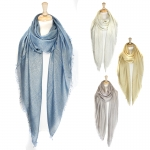SS2458 Glitter Solid Scarf