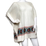 SS2624 Summer poncho