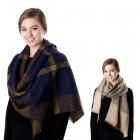 SS2708 Plaid Check scarf