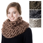 SS2752 Big Thread Neck Warmer