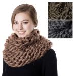 SS2752 Big Thread Neck Warmer