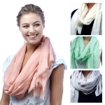 SS2944 Solid Soft Scarf