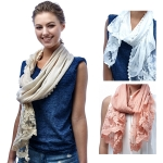 SS2952 End Lace Scarf