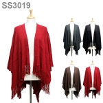 LOF3111 100% COTTON LONG SCARF