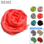 SS302 Super Soft Viscose Scarf