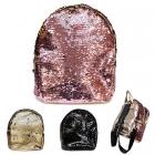 UBP7970B Sequin Mini Backpack