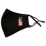 S-31 American Flag Cotton Fashion Mask (12Pcs)