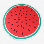 KK240-119 ROUND BEACH TOWEL MAT