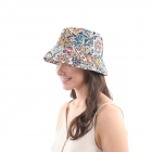 CH0609 Paisley Pattern Bucket Hat