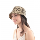 CH0601 Leopard Pattern Bucket Hat