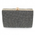 0889-2 Rhinestone Evening Clutch