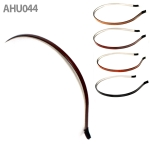 AHU044 NARROW LEATHER HAIR BAND