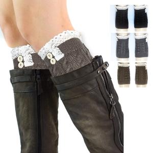 BC038 Lace Leg boots cuff (dz)
