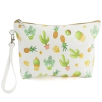 CB8233 Cactus Pineapple Beach Pouch Bag