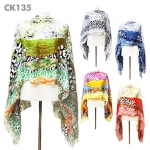 CK135 MULTI PATTERN SCARF