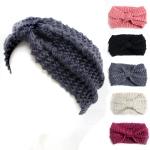 CMH1000 Twisted Knit Headband (1dz)