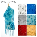 EV131/SHW80 Sequin Shawl