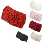 HB2053 Embroidery Flower Headband
