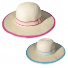 HY1025 COLOR ACCENT FLOPPY HAT