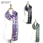 JLY1017 Pattern design Scarf