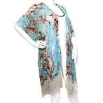 JP187 Paisley Pattern Kimono/Cardigan