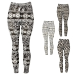 KA226 Egyptian Pattern Leggings