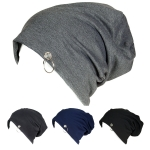 KA243 Solid Skullies Hat