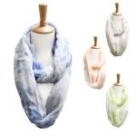 LOF087 Tie-Dye Infinity
