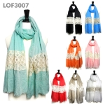 LOF3007 Lace Scarf