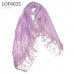 LOF4035 Laces Scarf