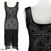 P002 Mesh Coverup Dress
