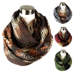 PCH4021 Mixed Animal Print Infinity