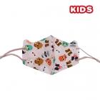 S-40 Cute Animal Print Kids Mask (DZ)