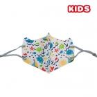 S-41 Summertime Print Kids Mask (DZ)