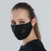 S-89 Solid Color Reusable Mask with Filtration (1DZ)