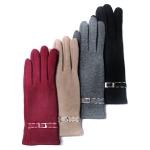 SG410 Lady ancy Text Glove (1dz)