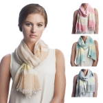 SS2503 Big Stripe scarf