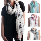 SS2512 Sea World Scarf