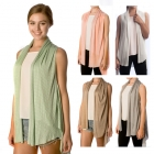 SS2562 Knit Mesh Vest